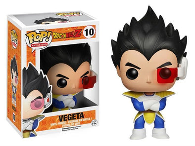 Funko POP! Animation: Dragon Ball Z - Vegeta - Nerd Arena