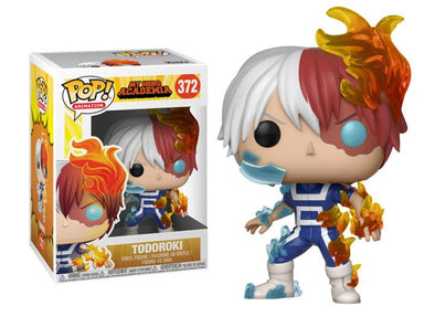 Funko POP! Animation: My Hero Academia - Todoroki - Nerd Arena