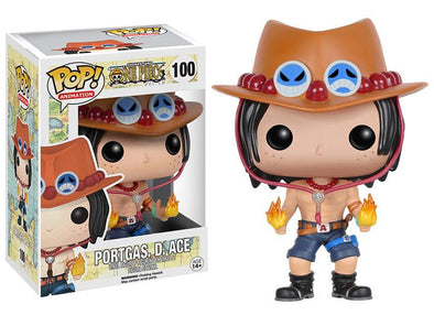 Funko Pop! Animation: One Piece - Portgas D. Ace - Nerd Arena