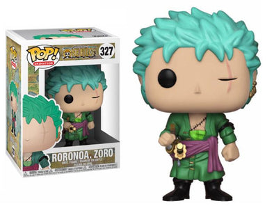 Funko POP! Animation: One Piece - Roronoa Zoro - Nerd Arena