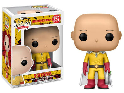 Funko Pop! Animation: One-Punch Man - Saitama - Nerd Arena