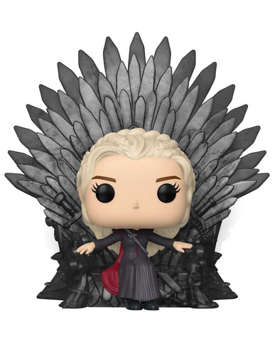 Funko POP! Deluxe: Game of Thrones - Daenerys Sitting on Throne - Nerd Arena