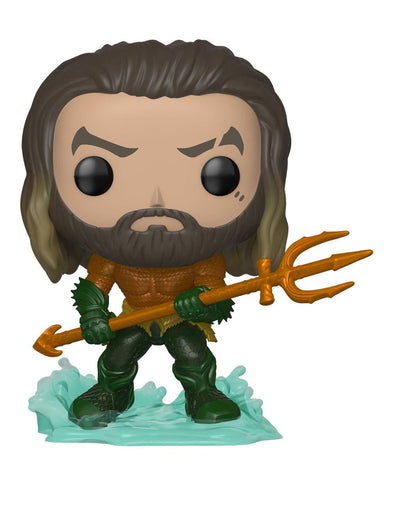 Funko POP! Heroes: Aquaman - Arthur Curry in Hero Suit - Nerd Arena