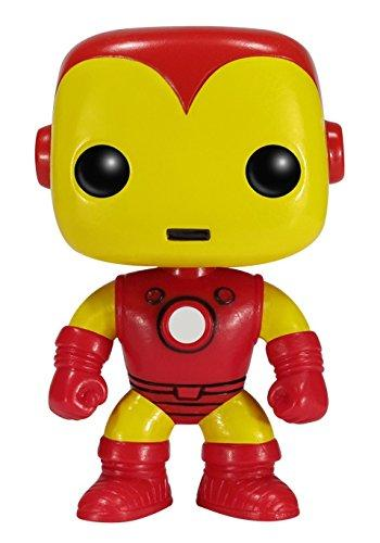 Funko POP! Iron Man Action Figure - Nerd Arena