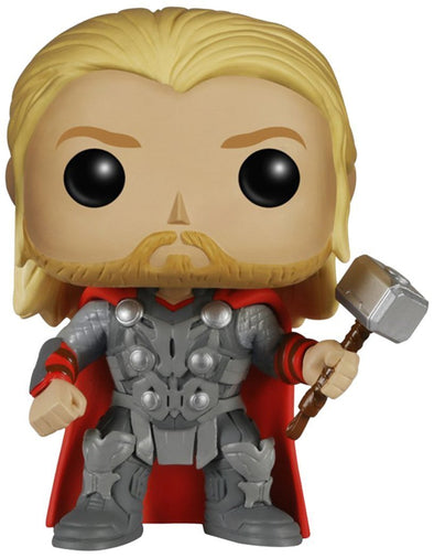Funko POP! Marvel: Avengers 2 - Thor Bobble Head Action Figure - Nerd Arena
