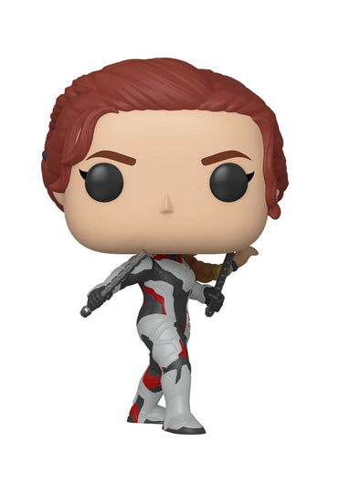 Funko POP! Marvel: Avengers Endgame - Black Widow - Nerd Arena
