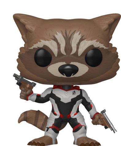 Funko POP! Marvel: Avengers Endgame - Rocket Raccoon - Nerd Arena