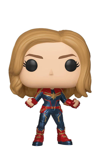 Funko Pop! Marvel: Captain Marvel - Nerd Arena