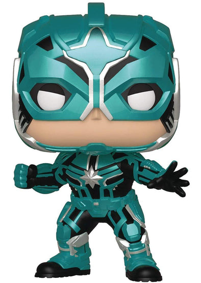 Funko POP! Marvel: Captain Marvel - Star Commander Yon-Rogg - Nerd Arena