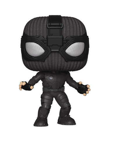 Funko POP! Marvel: Spider-Man Far from Home - Spider-Man Stealth Suit - Nerd Arena