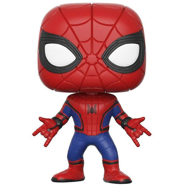 Funko POP! Marvel Spider-Man Homecoming: Spider-Man Tech Suit - Nerd Arena