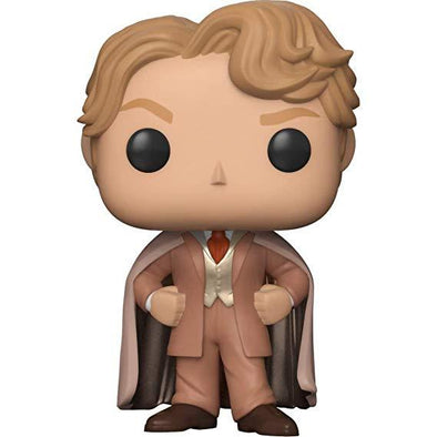 Funko POP! Movies Harry Potter: Gilderoy Lockhart - Nerd Arena