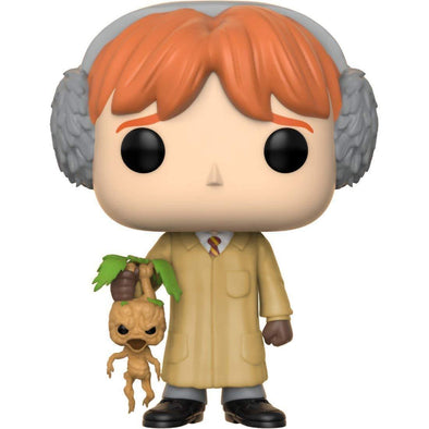 Funko POP! Movies Harry Potter: Ron Weasley (Herbology) - Nerd Arena