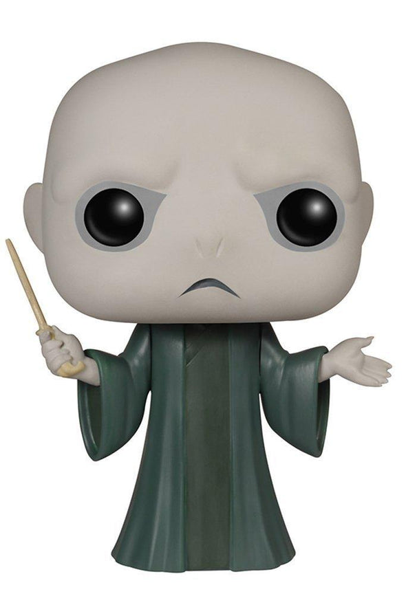 Funko POP! Movies Harry Potter - Voldemort Action Figure - Nerd Arena