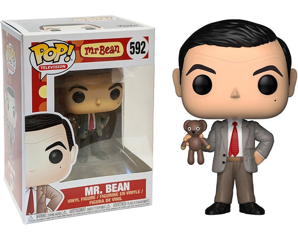 Funko POP! Movies: Mr. Bean - Mr. Bean - Nerd Arena