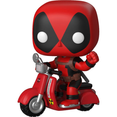 Funko POP! Ride Marvel: Deadpool & Scooter - Nerd Arena