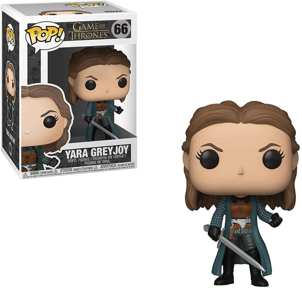 Funko POP! Television: Game of Thrones - Yara Greyjoy - Nerd Arena