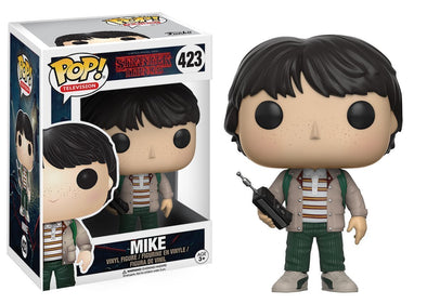 Funko POP! Television Stranger Things Mike with Walkie Talkie - Nerd Arena