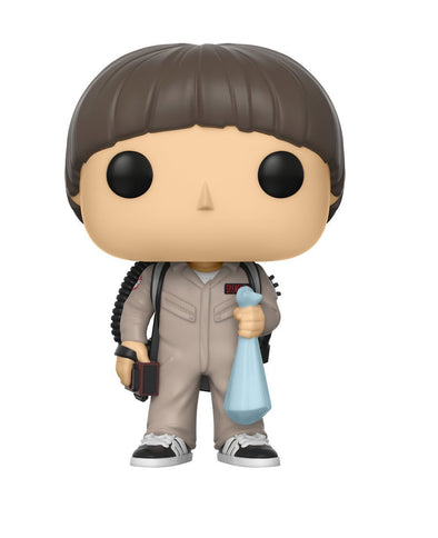 Funko POP! Television: Stranger Things-Will Ghostbusters Collectible Vinyl Figure - Nerd Arena