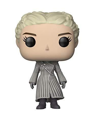 Funko POP! TV: Game of Thrones - Daenerys (White Coat) - Nerd Arena