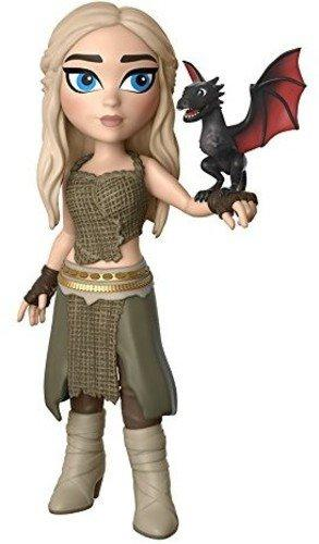 Funko Rock Candy Game of Thrones-Daenerys Targaryen - Nerd Arena