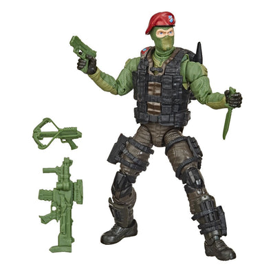 "Hasbro G.I. Joe Classified Series Wayne ""Beach Head"" Sneeden Action Figure"