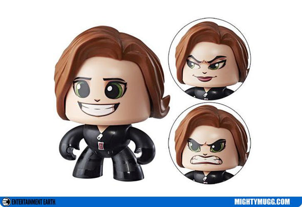 HASBRO Black Widow - Marvel Mighty Muggs - Nerd Arena