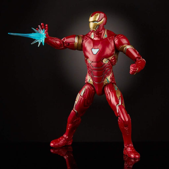 Hasbro Marvel Legends Series Avengers: Infinity War Iron Man Mark 50 and Iron Spider Action Figure 2-Pack - Nerd Arena
