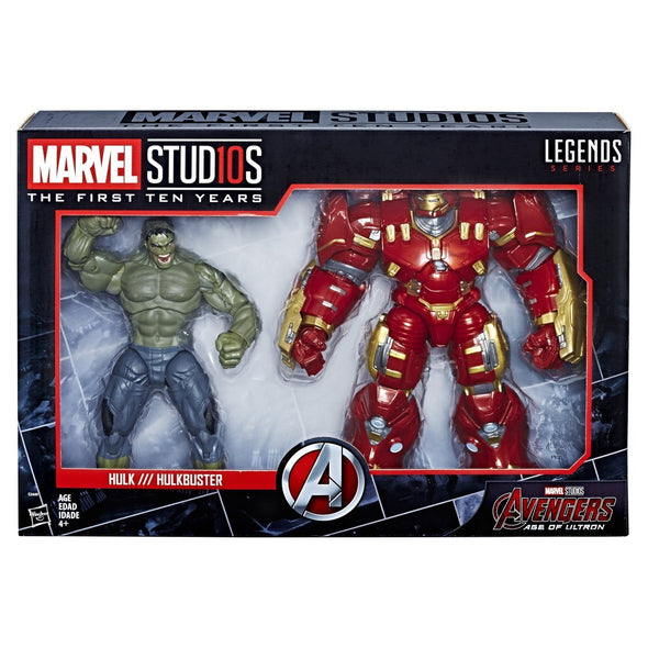 Hasbro Marvel Studios: The First Ten Years Avengers: Age of Ultron Figure 2-Pack - Nerd Arena