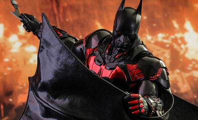 Hot Toys Batman (Futura Knight Version) - Nerd Arena