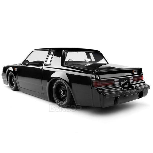 Jada 1:32 Scale - Fast & Furious 1987 Buick Grand National - Black Metal Die Cast - Nerd Arena