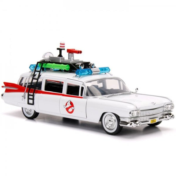 Jada Toys 1:24 Scale Ghostbuster ECTO - 1 - Nerd Arena