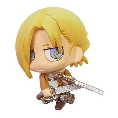 Kara Cole (Color Collection) Attack on Titan 1 Annie Leonhart - Nerd Arena