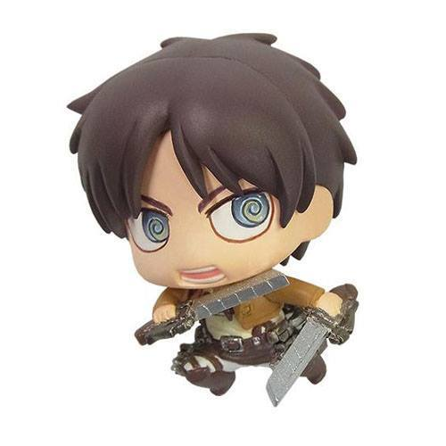 Kara Cole (Color Collection) Attack on Titan 1 Eren Yeager - Nerd Arena