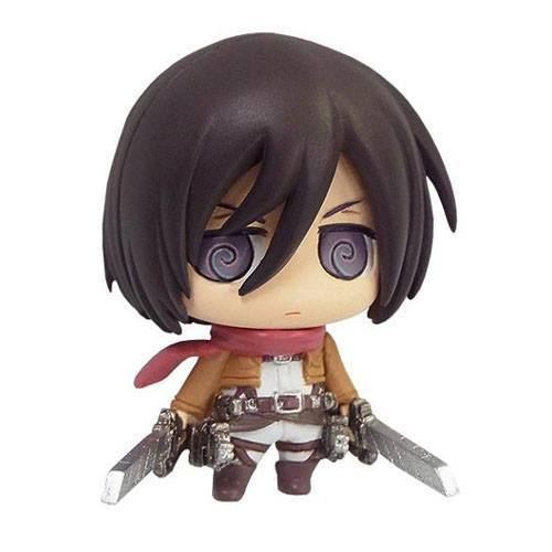 Kara Cole (Color Collection) Attack on Titan 1 Mikasa Ackerman - Nerd Arena