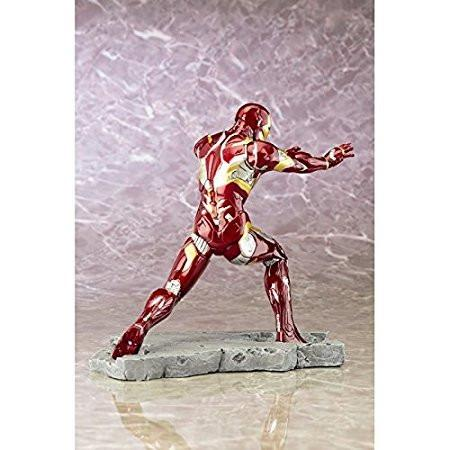 KOTOBUKIYA CAPTAIN AMERICA: CIVIL WAR MOVIE IRON MAN MARK 46 ARTFX+ - Nerd Arena