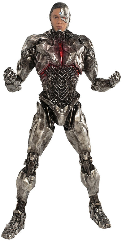 Kotobukiya DC Justice League Movie: Cyborg Artfx+ Statue - Nerd Arena
