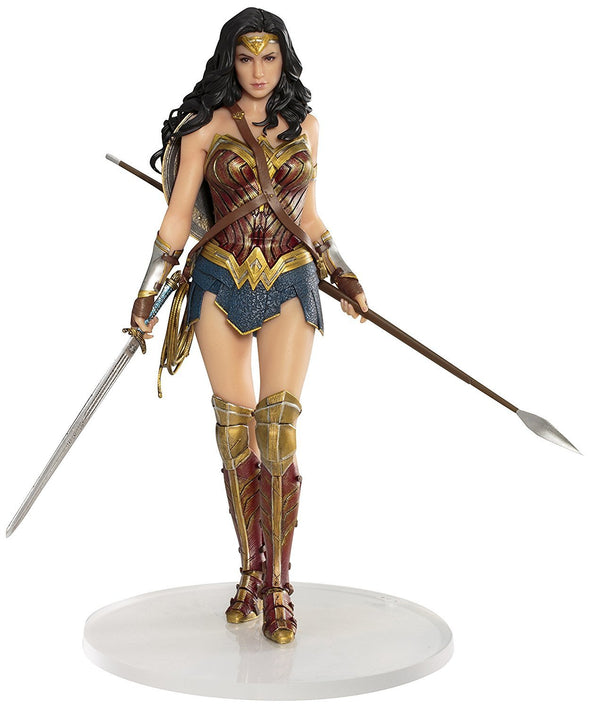 Kotobukiya DC Justice League Movie: Wonder Woman Artfx+ Statue - Nerd Arena