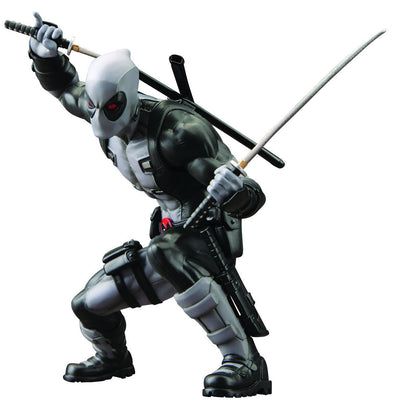 Kotobukiya Deadpool Marvel Now ArtFX+ Statue (X-Force Version) - Nerd Arena