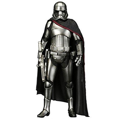Kotobukiya Star Wars: Episode VII: The Force Awakens: Captain Phasma ArtFX+ Statue - Nerd Arena