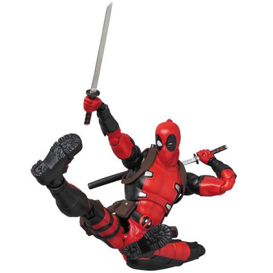 MAFEX No.082 Marvel Deadpool (Gurihiru Art Ver.) - Nerd Arena