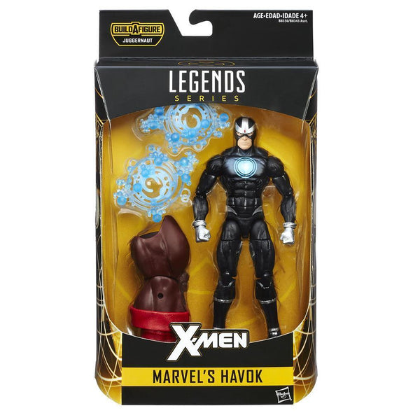 MARVEL 6 INCH LEGENDS SERIES MARVEL'S HAVOK - Nerd Arena