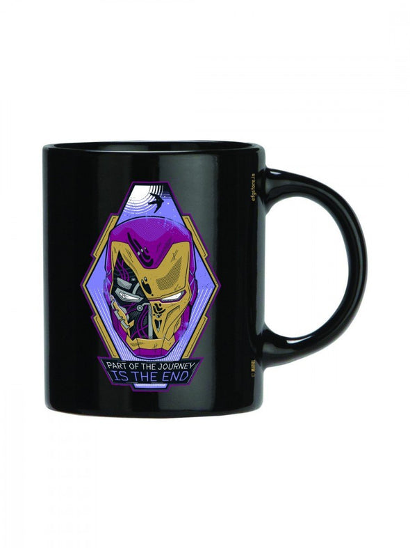 Marvel: Avengers Part of the Journey Black Mug - Nerd Arena