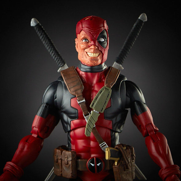 Marvel Classic 12 Inch Legends Figure Deadpool - Nerd Arena
