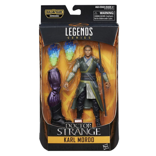 MARVEL DR STRANGE 6 INCH LEGENDS SERIES KARL MORDO - Nerd Arena