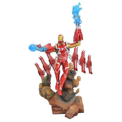 Marvel Gallery Avengers Infinity War Iron Man Mark 50 Statue - Nerd Arena