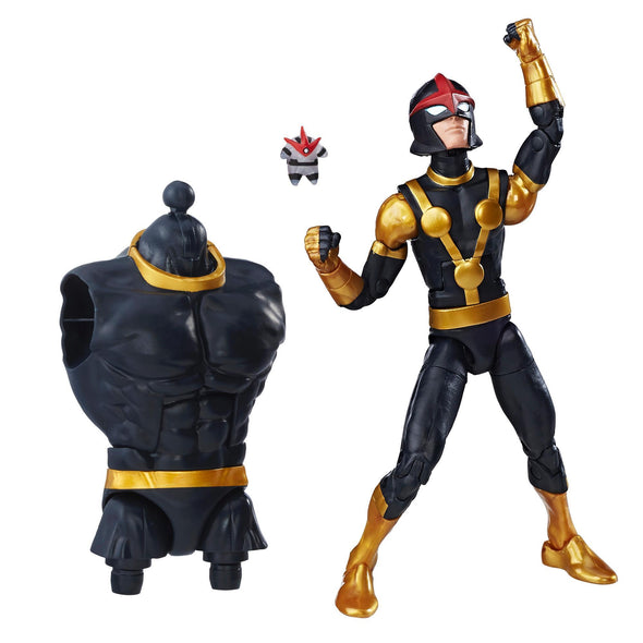 MARVEL GUARDIANS OF THE GALAXY 6-INCH LEGENDS SERIES MARVEL'S KID NOVA - Nerd Arena