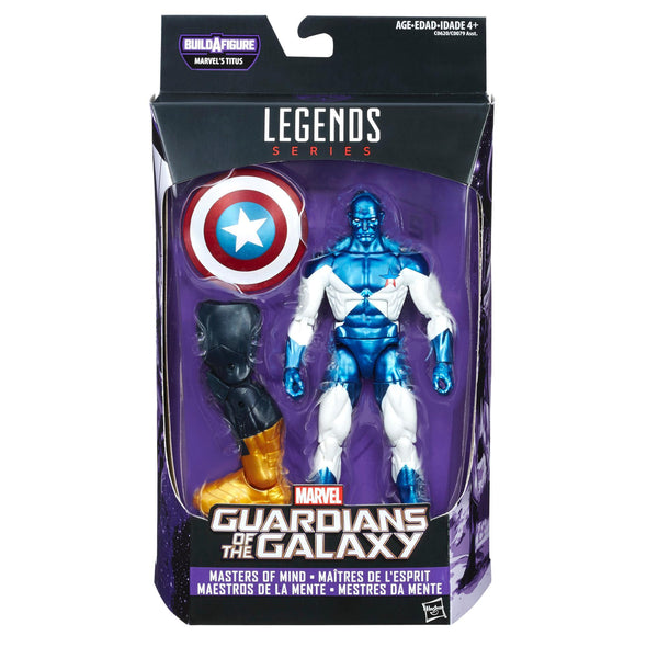 MARVEL GUARDIANS OF THE GALAXY 6-INCH LEGENDS SERIES VANCE ASTRO - Nerd Arena