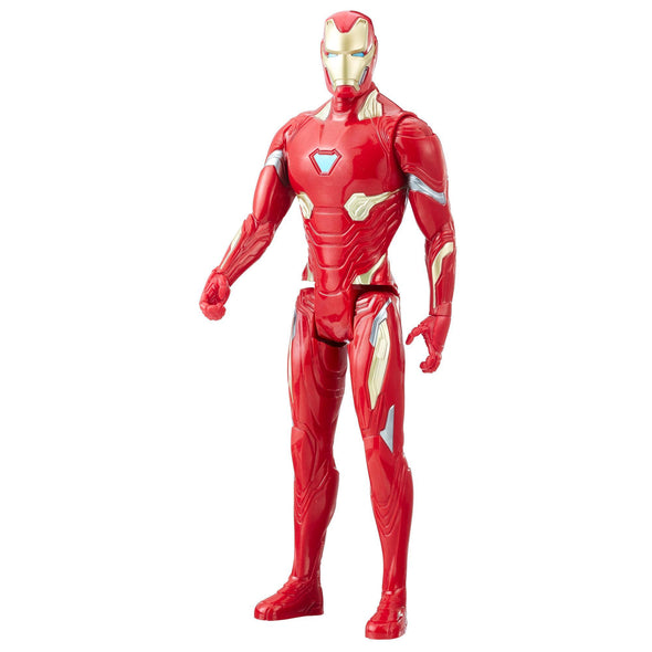 Marvel Infinity War Titan Hero Series Iron Man with Titan Hero Power FX Port - Nerd Arena