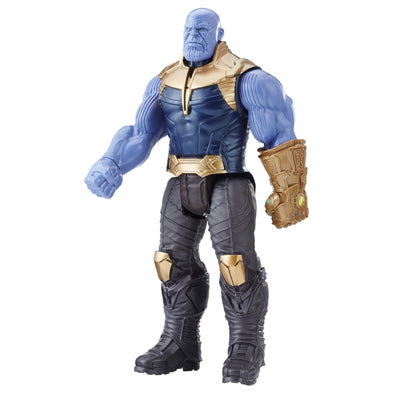 Marvel Infinity War Titan Hero Series Thanos with Titan Hero Power FX Port - Nerd Arena